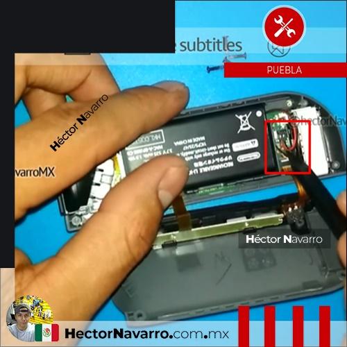 paso 4 desconectar bateria