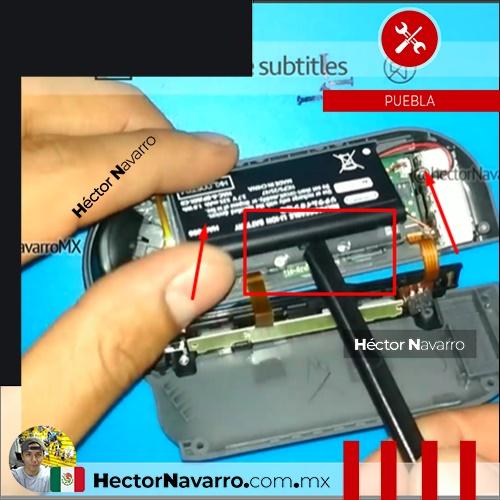 paso 5 desmontar la bateria